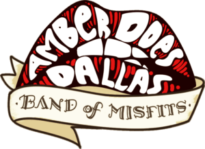 Amber Does Dallas Logo
