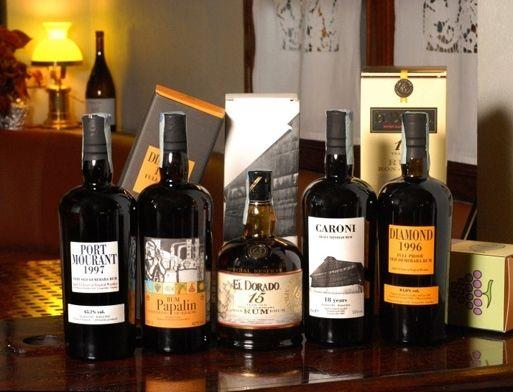 Rum di prestigio