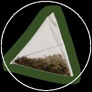 A teabag